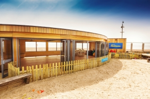 Yellowave Beach Sports Clubhouse, Brighton: Discover an ocean of peace. The retreat is open to everyone of all levels of experience and will be held in the beautiful, warm and relaxing setting of the Yellowave Beach Sports Clubhouse in Brighton.